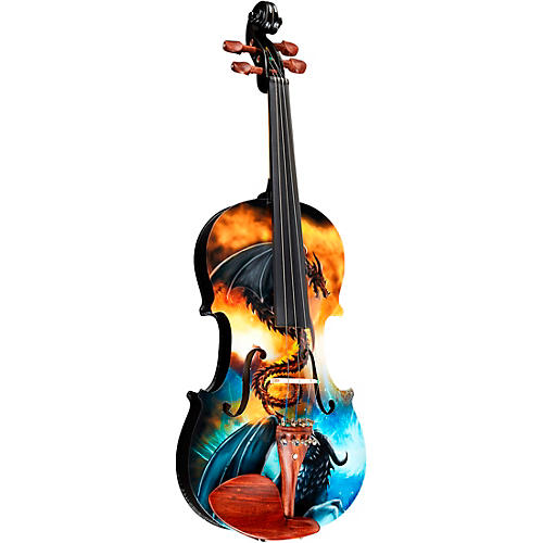 Rozanna's Violins Dragon Spirit Violin Outfit thumbnail