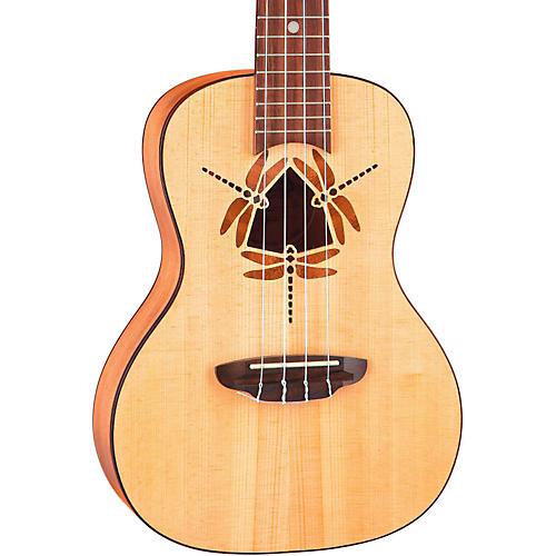 Luna Guitars Dragonfly Concert Ukulele thumbnail