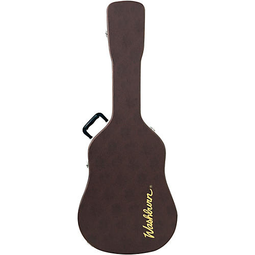 Washburn Dreadnought Deluxe Acoustic Guitar Case thumbnail