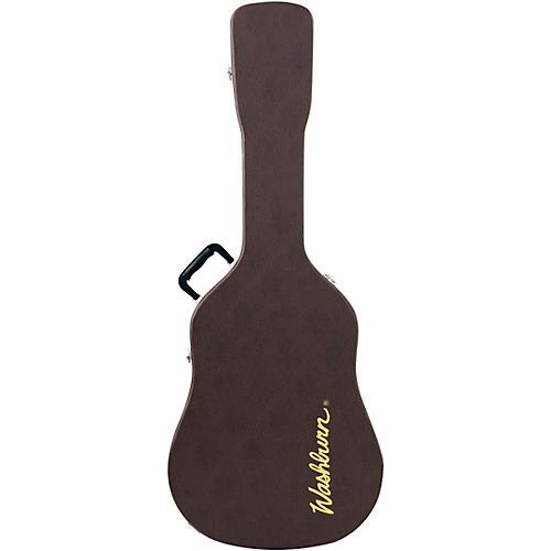 Washburn Dreadnought Deluxe Acoustic Guitar Case-thumbnail