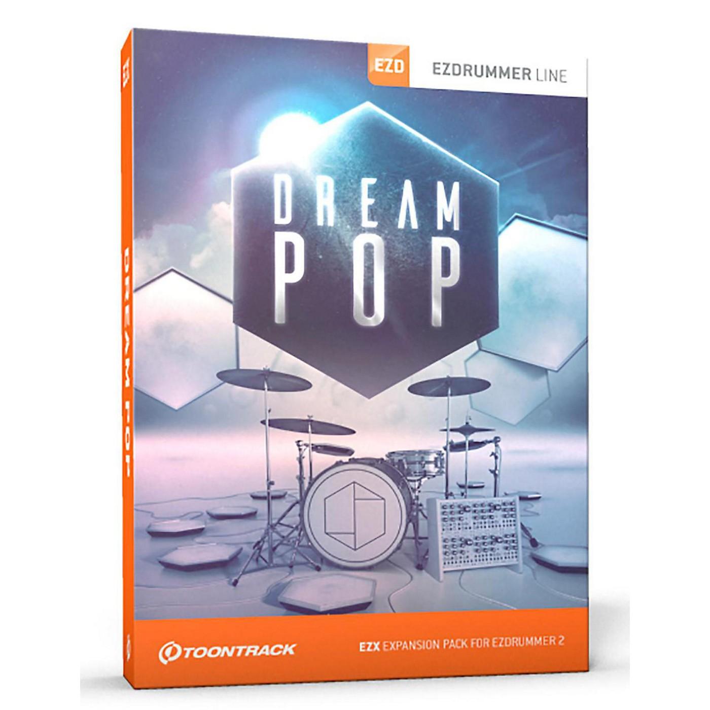 Toontrack Dream Pop EZX thumbnail