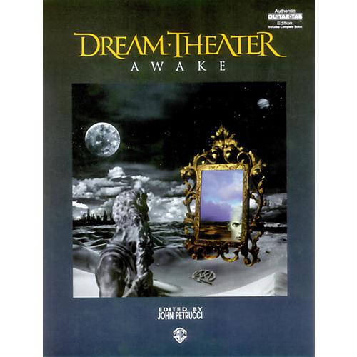 Hal Leonard Dream Theater Awake Guitar Tab Book thumbnail