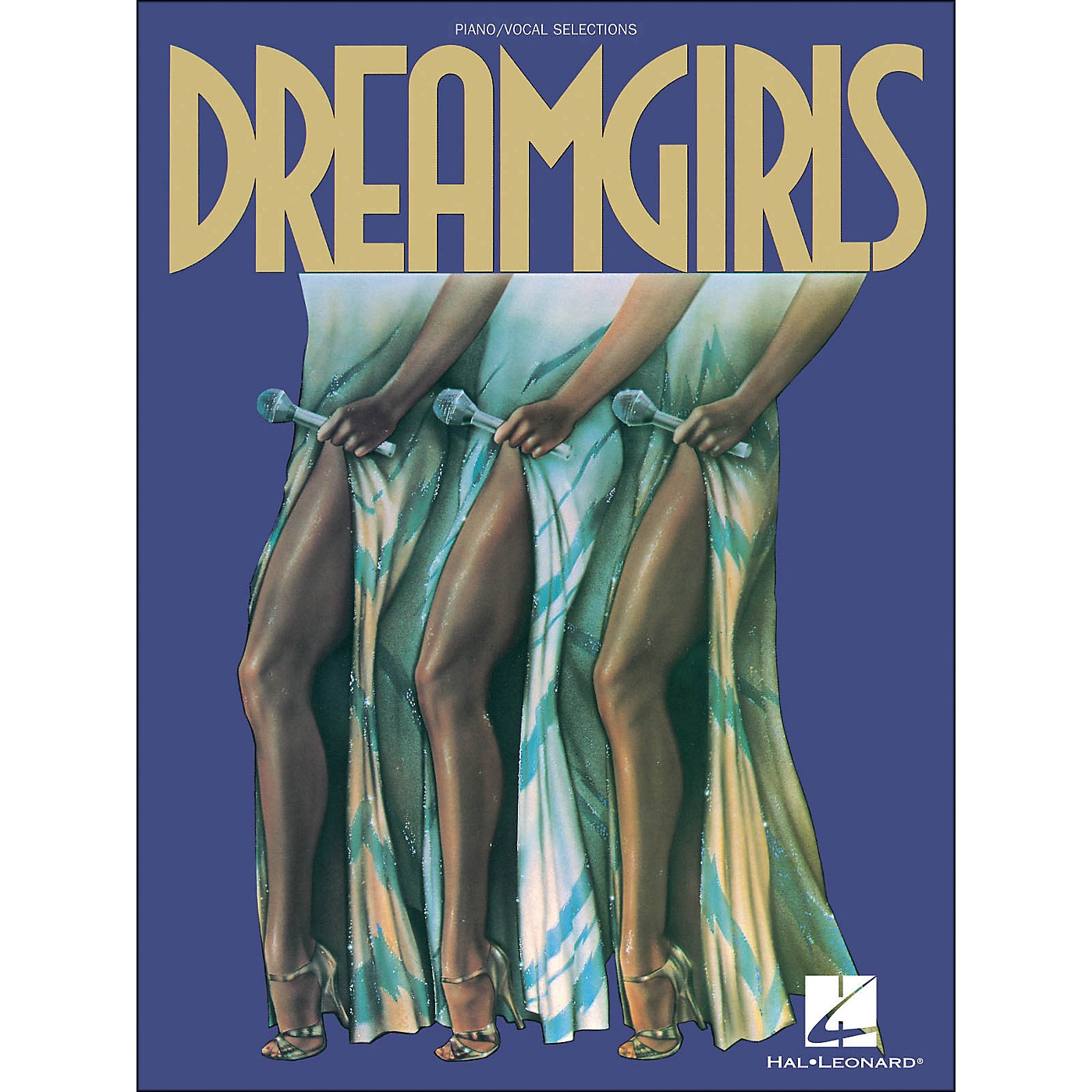 Hal Leonard Dreamgirls arranged for piano, vocal, and guitar (P/V/G) thumbnail