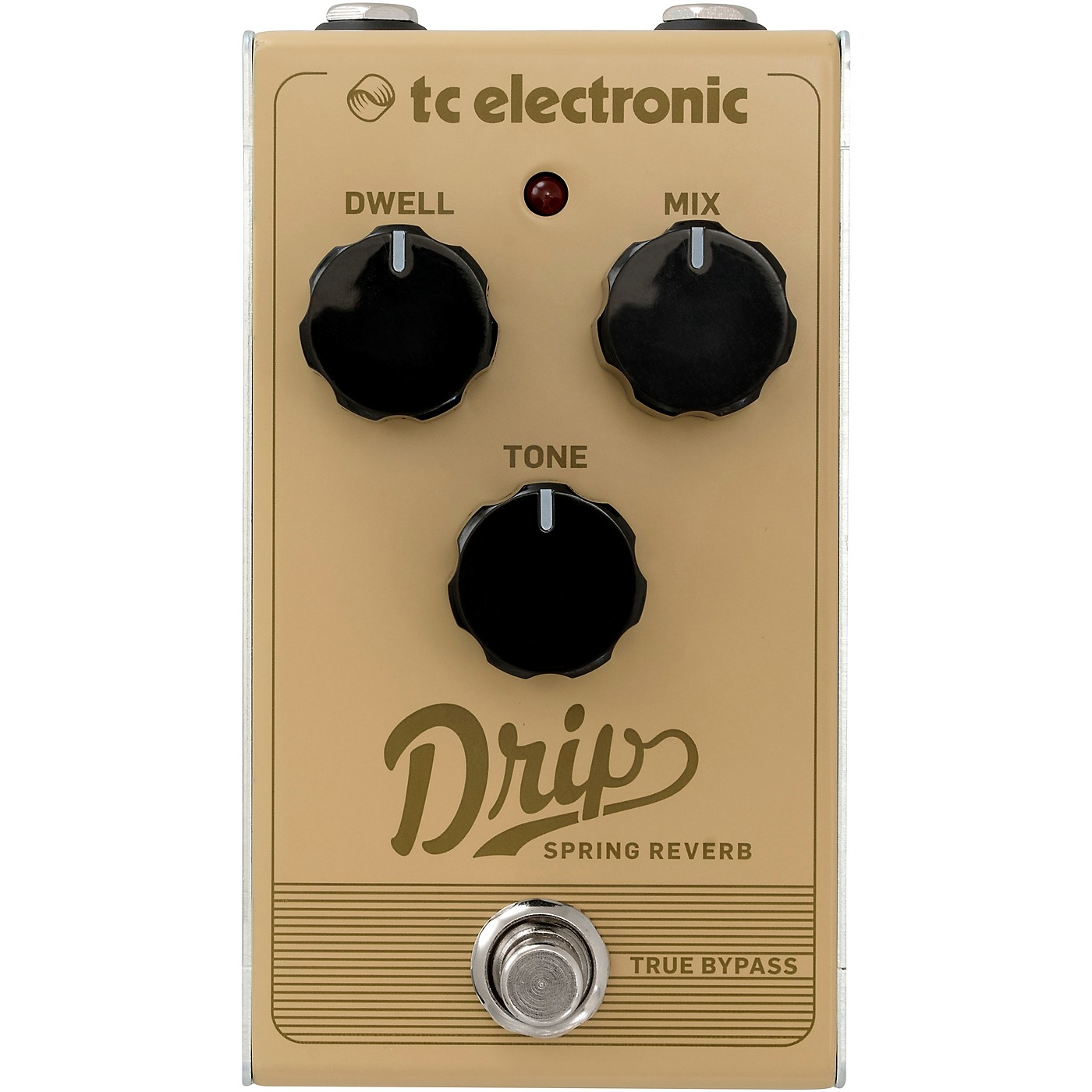 TC Electronic Drip Spring Reverb Effects Pedal thumbnail