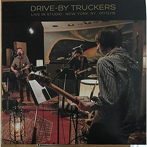 Alliance Drive-By Truckers - Live In Studio - New York, NY - 07/12/16 thumbnail