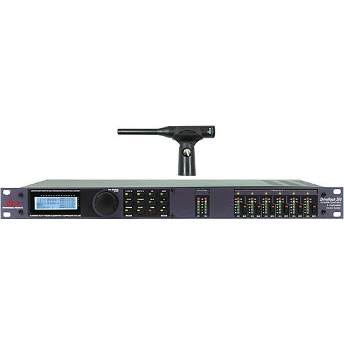 dbx Drive Rack 260 with RTA-M Reference Mic thumbnail