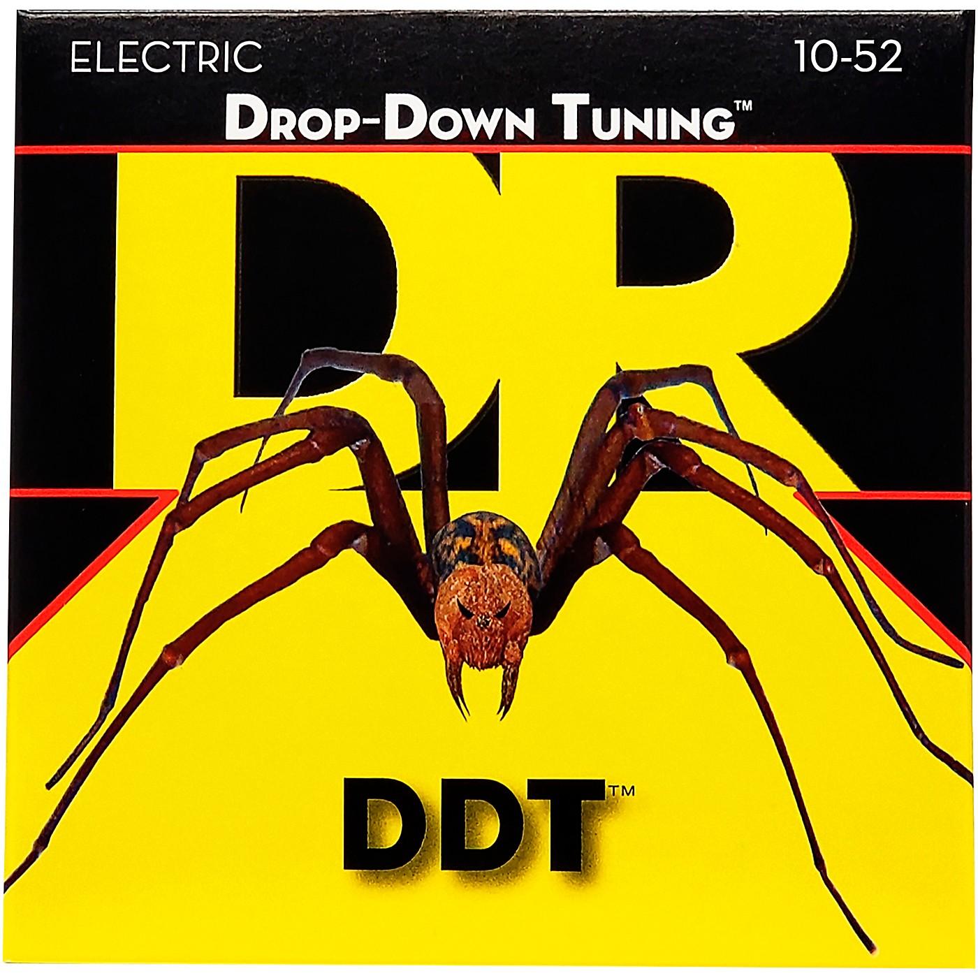 DR Strings Drop Down Tuning Big N' Heavy Electric Guitar Strings (10-52) thumbnail