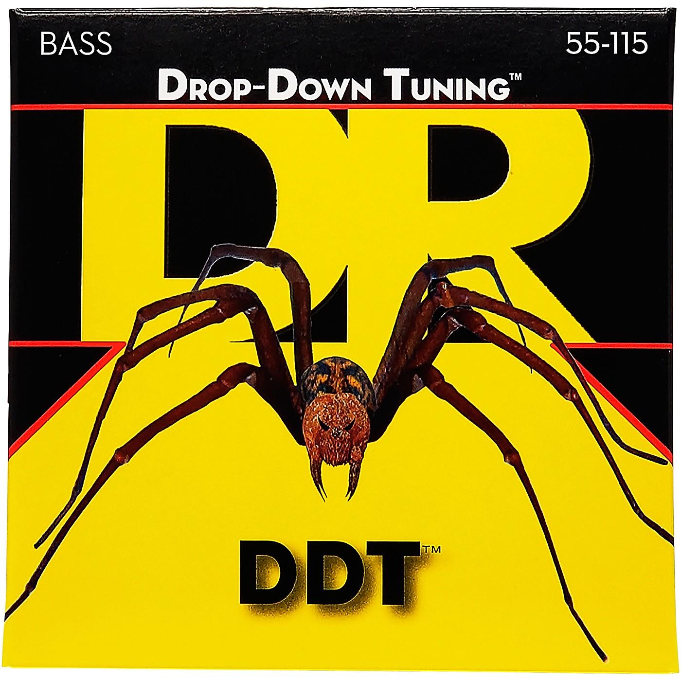 DR Strings Drop-Down Tuning Heavy Bass Strings thumbnail
