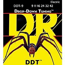DR Strings Drop Down Tuning Lite Electric Guitar Strings (9-42)