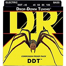 DR Strings Drop-Down Tuning Medium Bass Strings