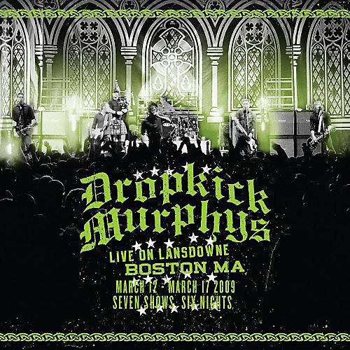 Alliance Dropkick Murphys - Live On Landsdowne, Boston MA thumbnail