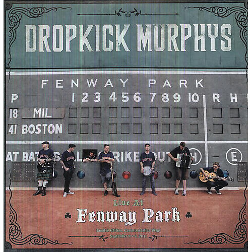 Alliance Dropkick Murphys - Live at Fenway thumbnail