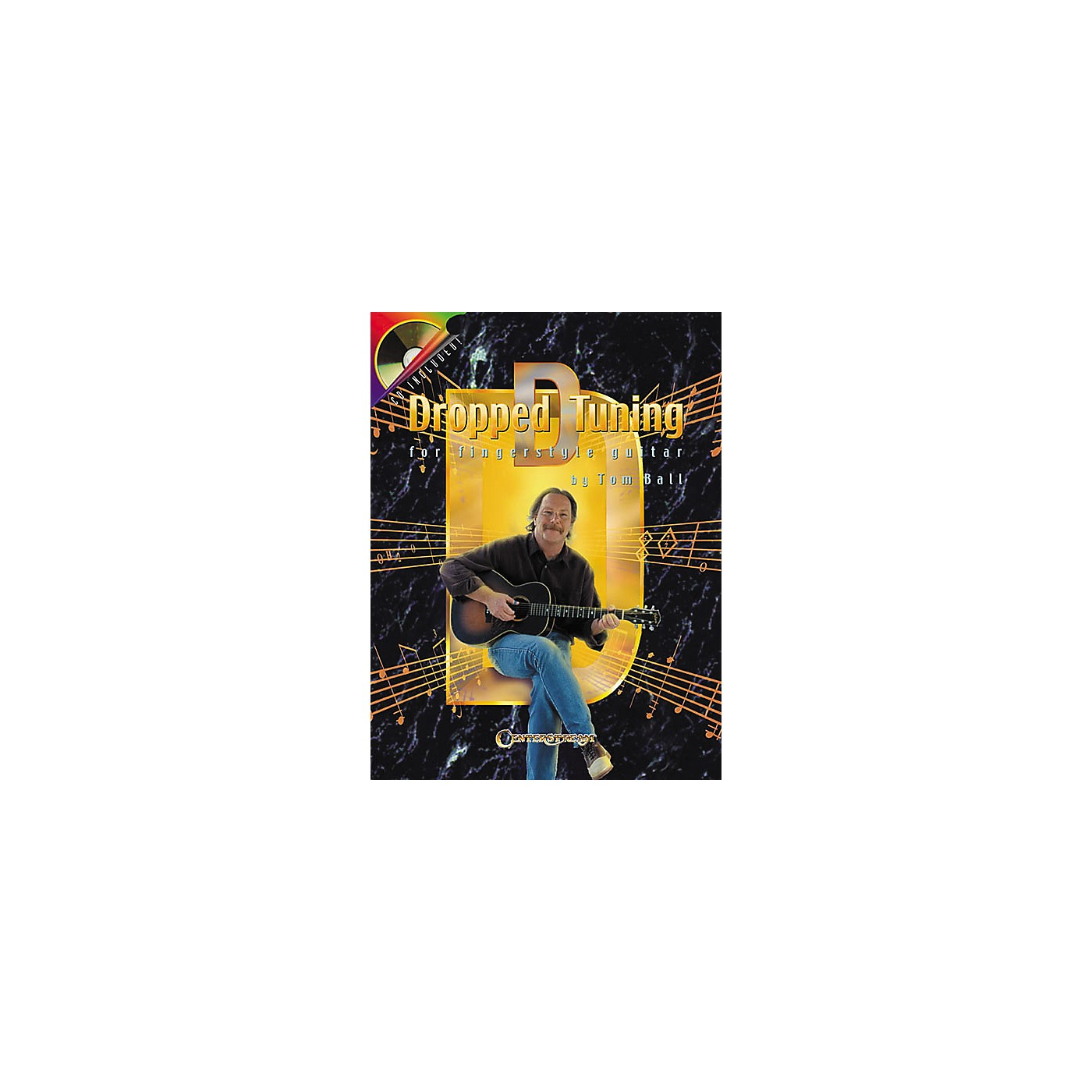 Centerstream Publishing Dropped D Tuning for Fingerstyle Guitar (Book/CD) thumbnail
