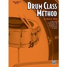 Alfred Drum Class Method Volume 2 Book