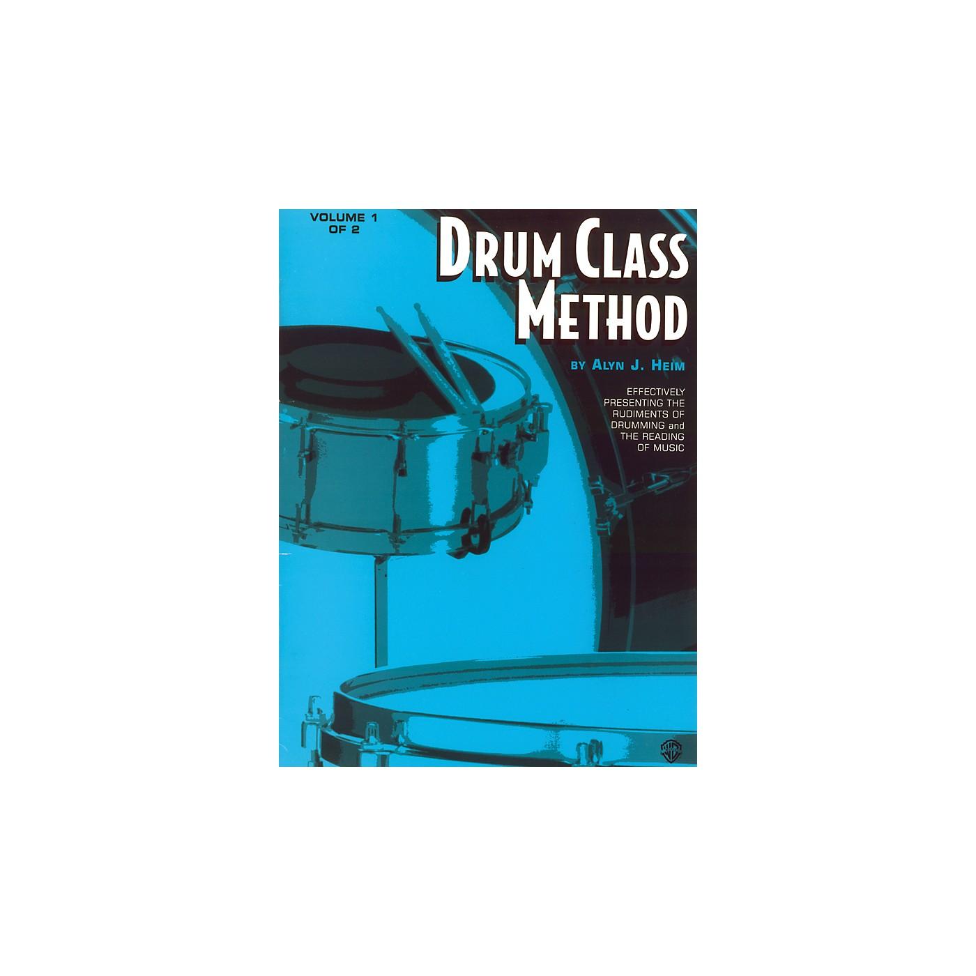 Alfred Drum Class Method Volume I thumbnail