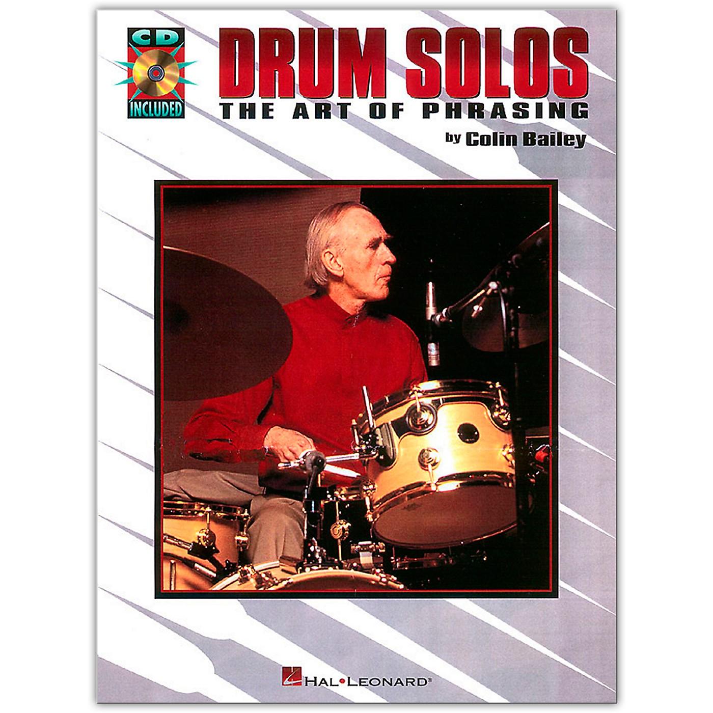 Hal Leonard Drum Solos: The Art of Phrasing Book/Online Audio thumbnail