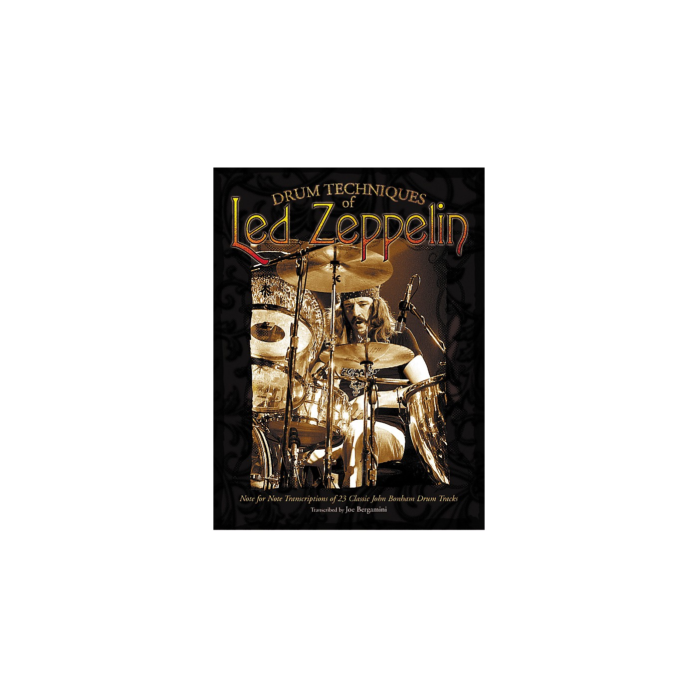 Alfred Drum Techniques of Led Zeppelin (Book) thumbnail