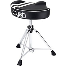 """Crush Drums & Percussion Drum Throne with 3"""" Thick Saddle Seat"""