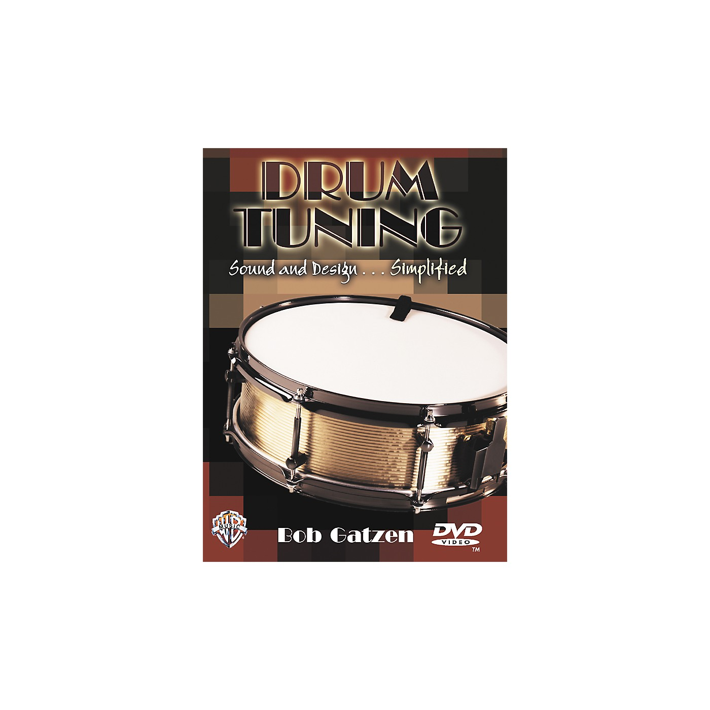 Warner Bros Drum Tuning - Sound and Design..Simplified DVD thumbnail