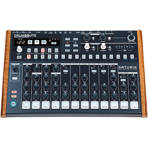 Arturia DrumBrute Analog Drum Machine thumbnail