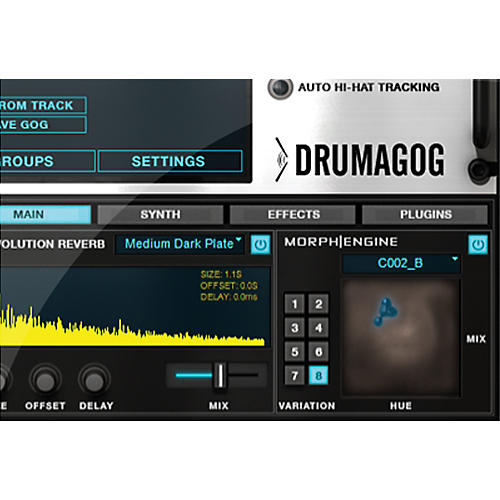 Wave Machine Labs Drumagog Pro Version 5-thumbnail