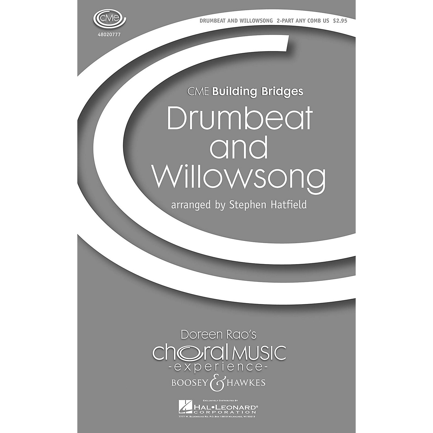 Boosey and Hawkes Drumbeat and Willowsong Instrumental Parts Composed by Stephen Hatfield thumbnail