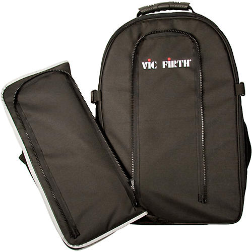 Vic Firth Drummer's Backpack With Removable Stick Bag thumbnail
