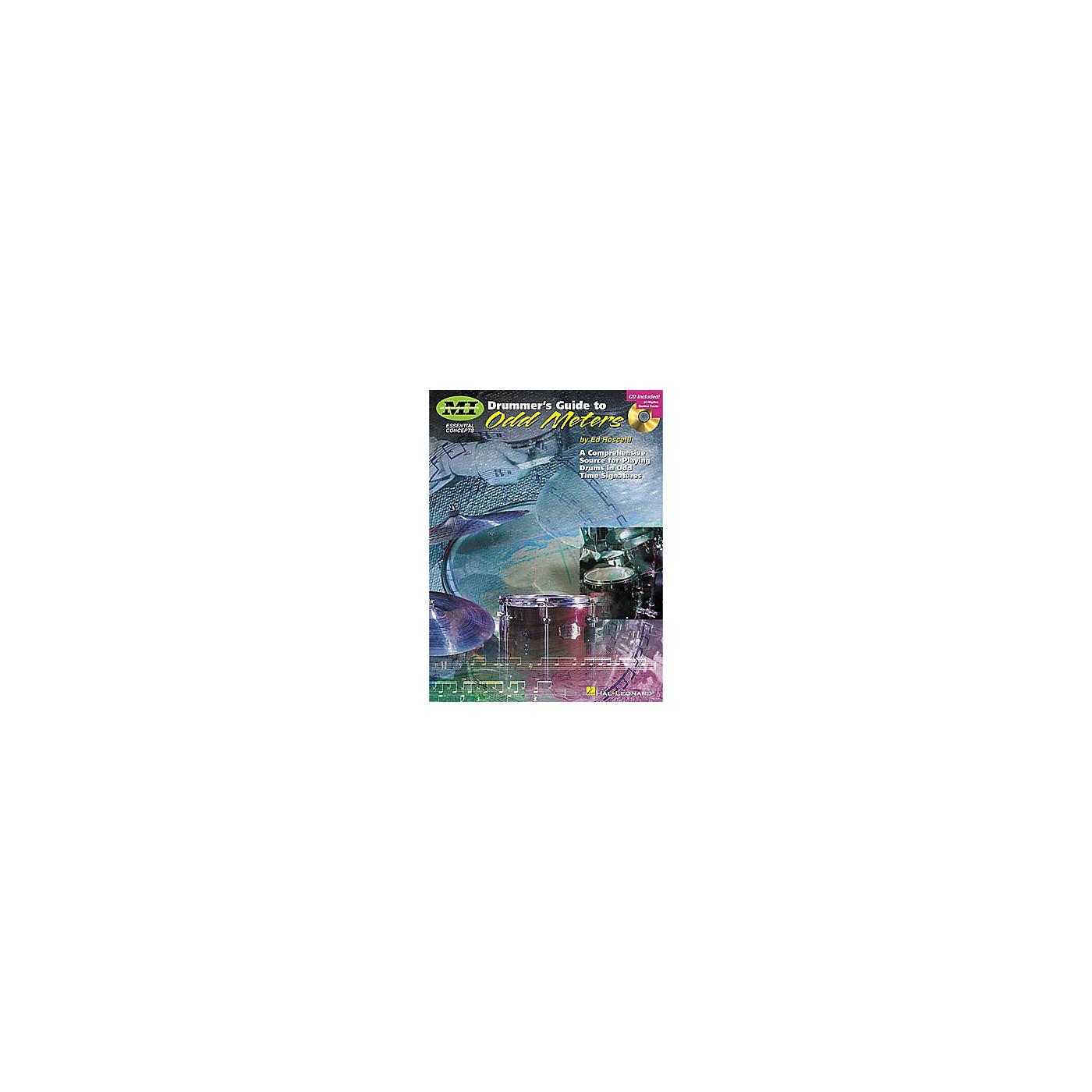 Hal Leonard Drummer's Guide to Odd Meters Book/CD thumbnail