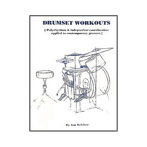 Hal Leonard Drumset Workouts thumbnail