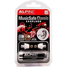 Alpine Hearing Protection Dual Attenuator Earplugs