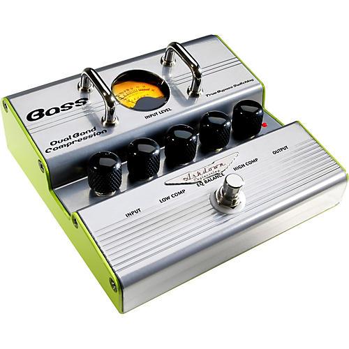 Ashdown Dual Band Compression Bass Effects Pedal thumbnail
