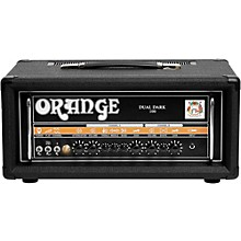 Orange Amplifiers Dual Dark 100W High-Gain Guitar Head