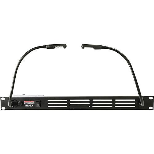Nady Dual Gooseneck LED Rack Light thumbnail