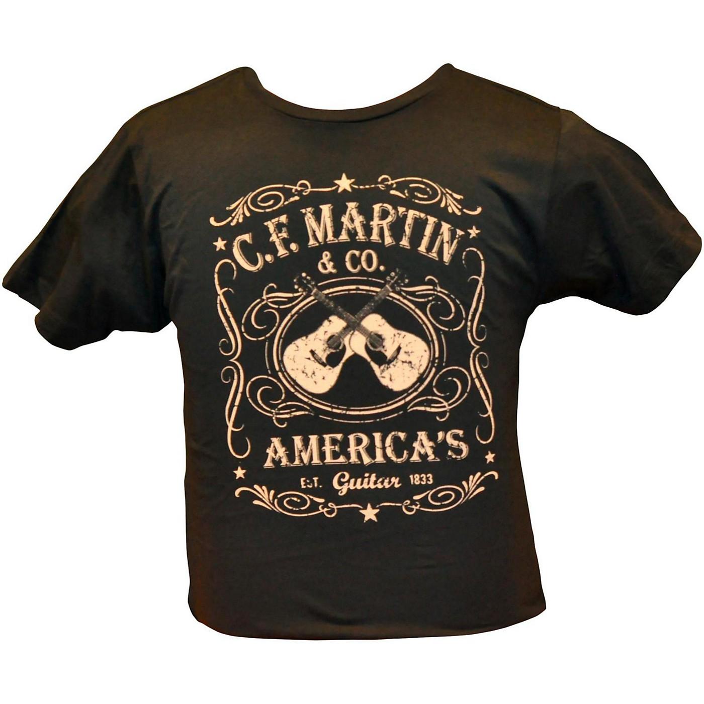 Martin Dual Guitars Vintage T-Shirt thumbnail