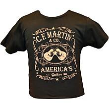 Martin Dual Guitars Vintage T-Shirt