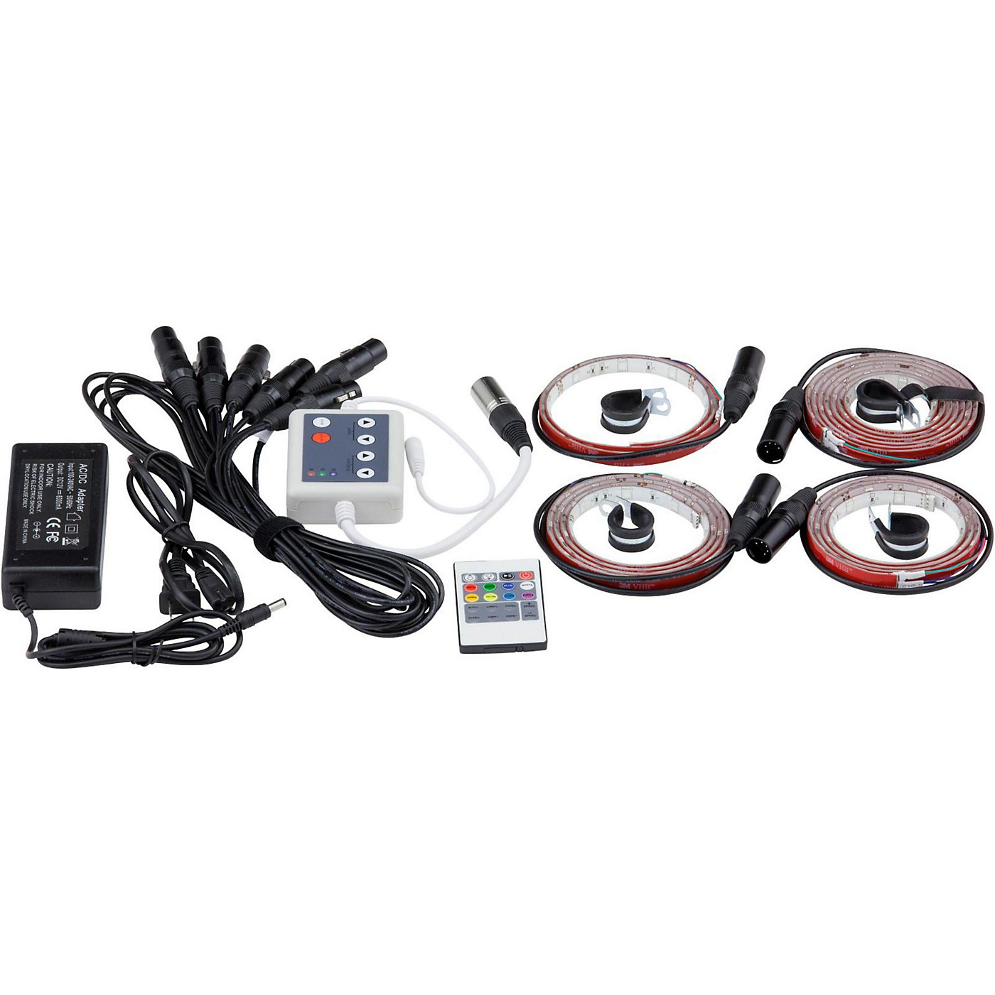 DrumLite Dual LED Banded Lighting Kit for 12/14/20 Drums thumbnail