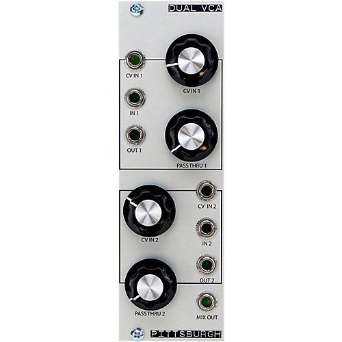 Pittsburgh Modular Synthesizers Dual VCA Module thumbnail