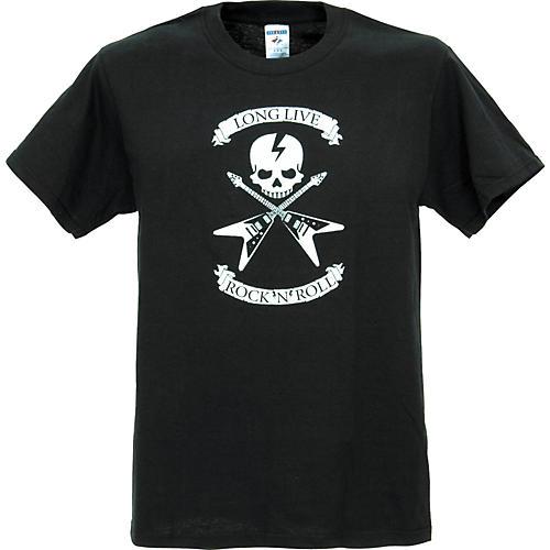 Full On Clothing Dueling V Guitars T-Shirt thumbnail