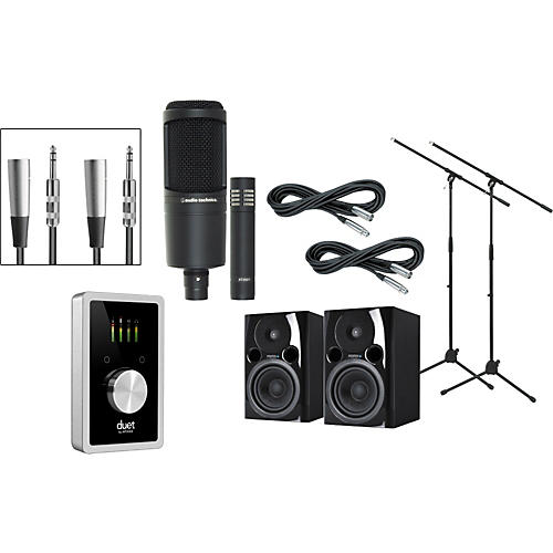 Apogee Duet 2 Recording Package thumbnail