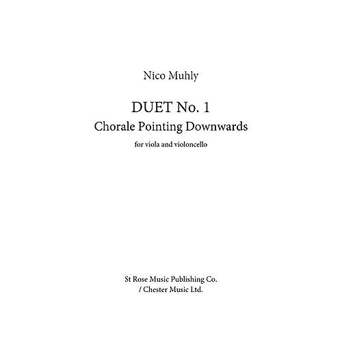 St. Rose Music Publishing Co. Duet No. 1 - Chorale Pointing Downwards (Cello and Viola) Music Sales America Series Softcover thumbnail