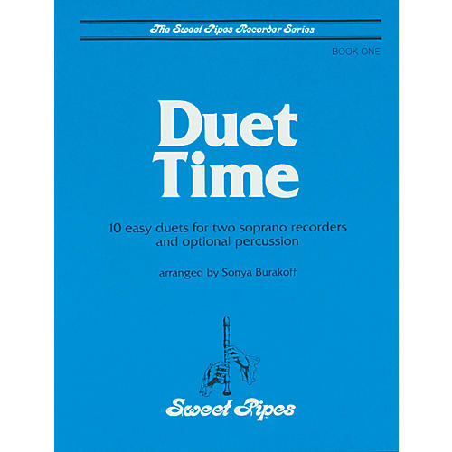 Sweet Pipes Duet Time Book 1 thumbnail