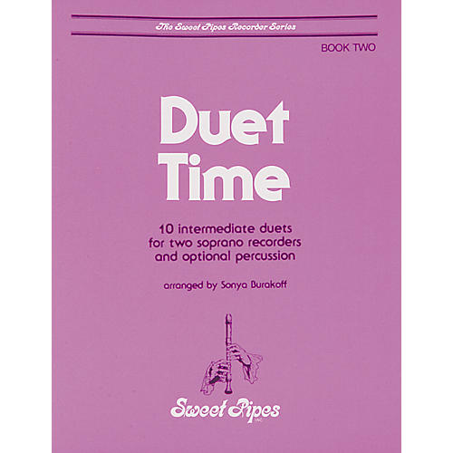 Sweet Pipes Duet Time Book 2-thumbnail