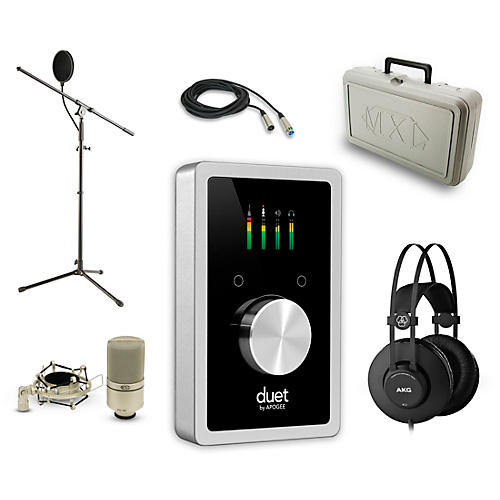 Apogee Duet for Mac and iOS, K52 and 990 Package thumbnail
