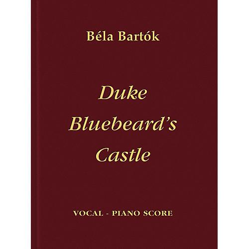 Bartók Records and Publications Duke Bluebeard's Castle Score Series Composed by Béla Bartók thumbnail