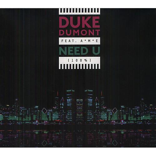 Alliance Duke Dumont - Need U (100%)' EP thumbnail