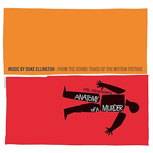 Alliance Duke Ellington - Anatomy of a Murder (Orange Vinyl) (Original Soundtrack) thumbnail