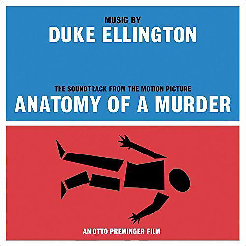 Duke Ellington - Anatomy of a Murder Ost - WWBW | 500 x 500 jpeg 65kB