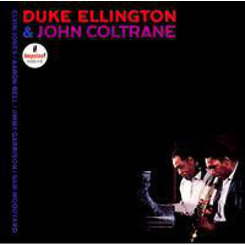 Alliance Duke Ellington - Duke Ellington & John Coltrane (reissue) thumbnail