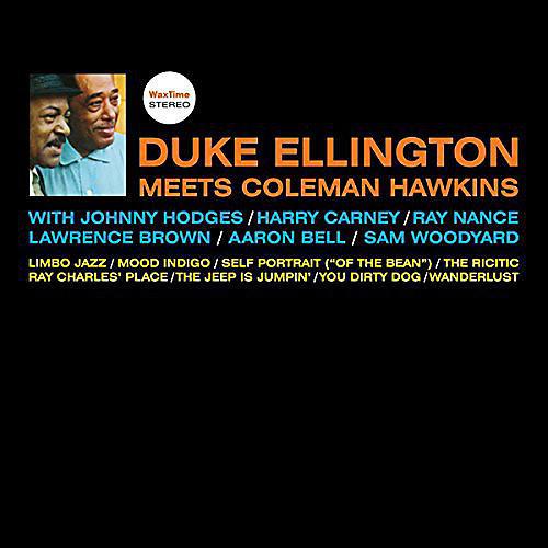 Alliance Duke Ellington - Duke Ellington Meets Coleman Hawkins thumbnail