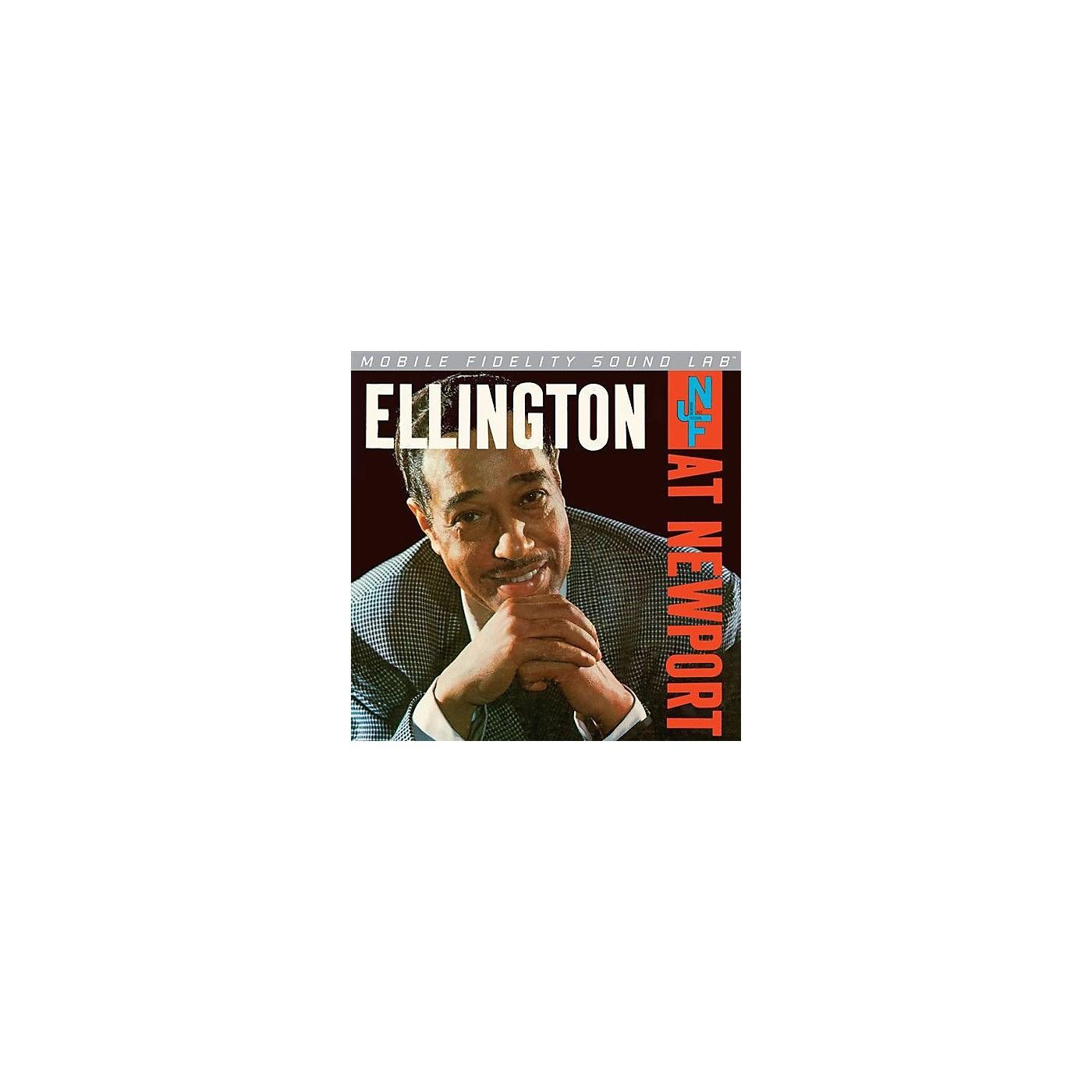 Alliance Duke Ellington - Ellington at Newport thumbnail